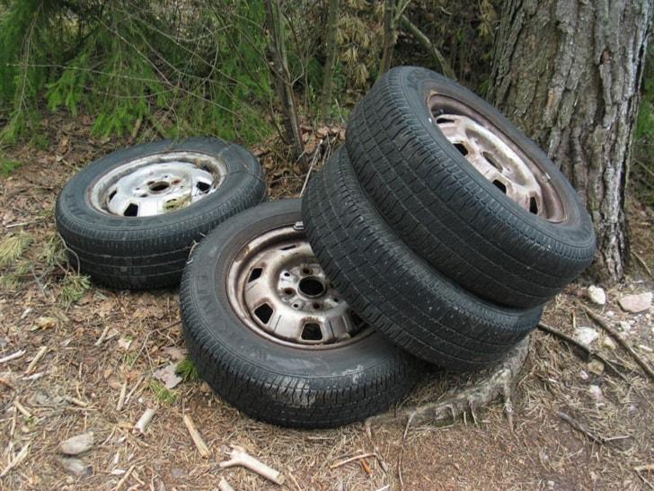 Обман с автомобильными шинами. Информация для тех, у кого есть машина