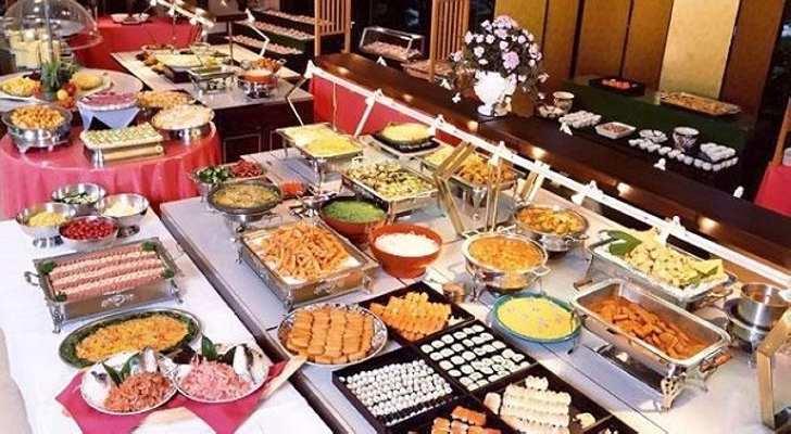 """Питание в турецких отелях """"Всё включено"""" - Что мы едим"""