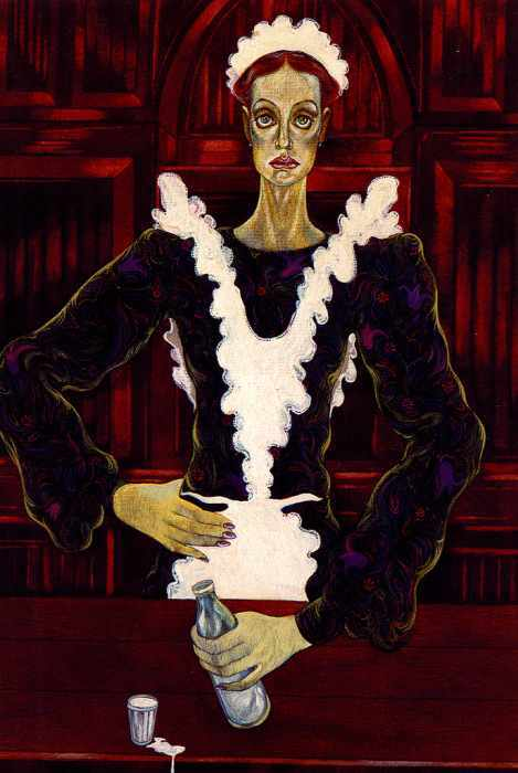 Несостоявшаяся выставка: 30 дружеских портретов-шаржей, созданных талантливым актёром Юрием Богатырёвым