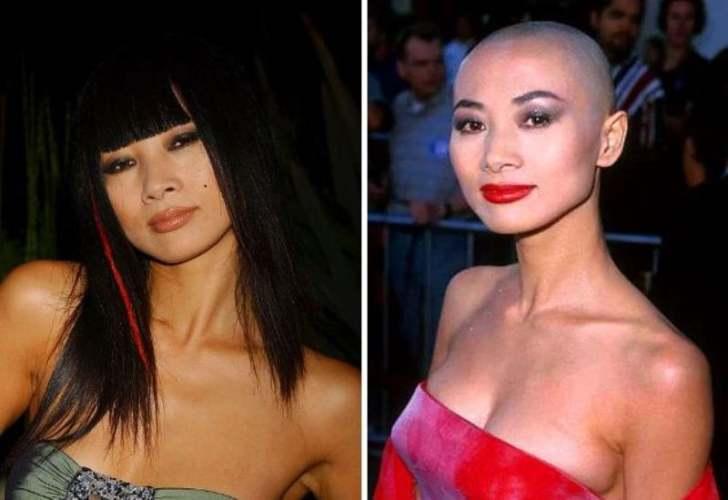 Эти актрисы ради роли решились побриться налысо