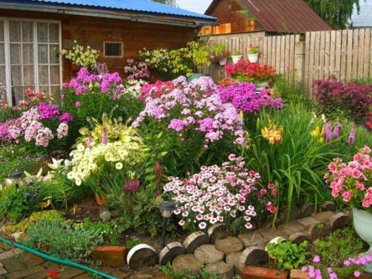 Как устроить красивый сад - 10 полезных советов