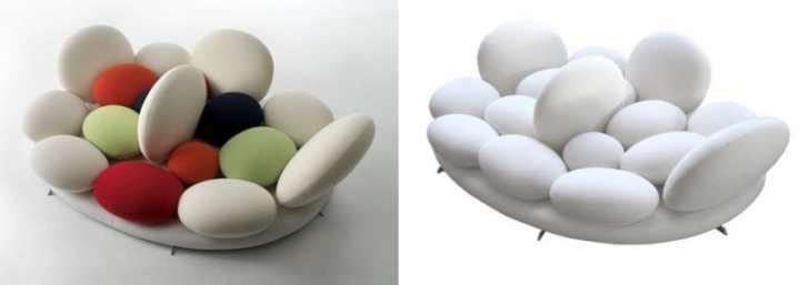 Необычная мебель, которую хочется съесть