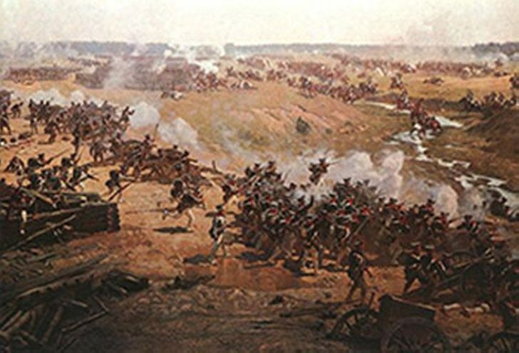 Удивительные сражения: 500 русских бойцов против 40 000 персидских