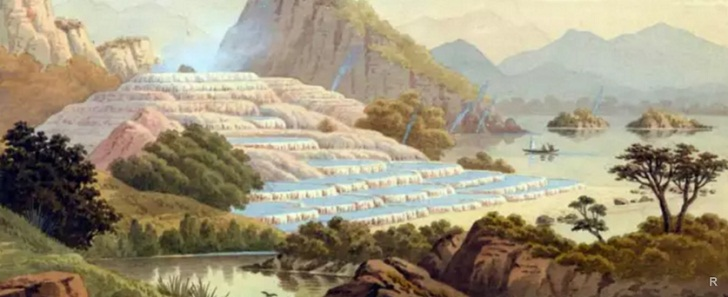 В Новой Зеландии обнаружено пропавшее чудо света