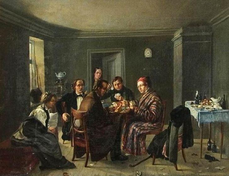 «Светская болезнь» и «рана гостиных» — азартные игры