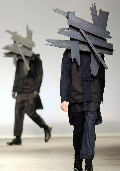 Беспощадные мужские наряды от знаменитых дизайнеров