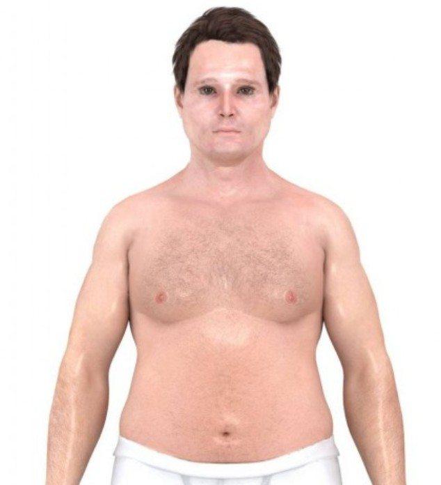 Как менялись идеалы красоты мужского тела
