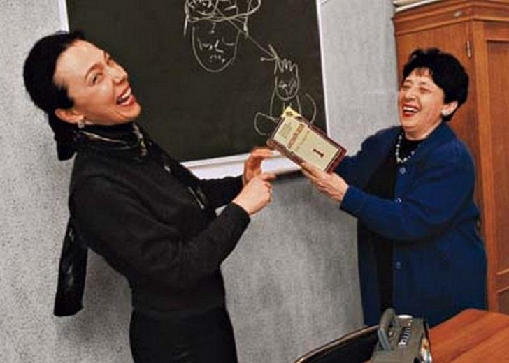 Наталья Бонк: история несостоявшейся актрисы и гениального лингвиста, написавшей самый популярный в СССР учебник