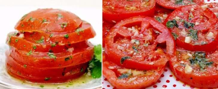 Быстро и вкусно - Помидоры по-итальянски