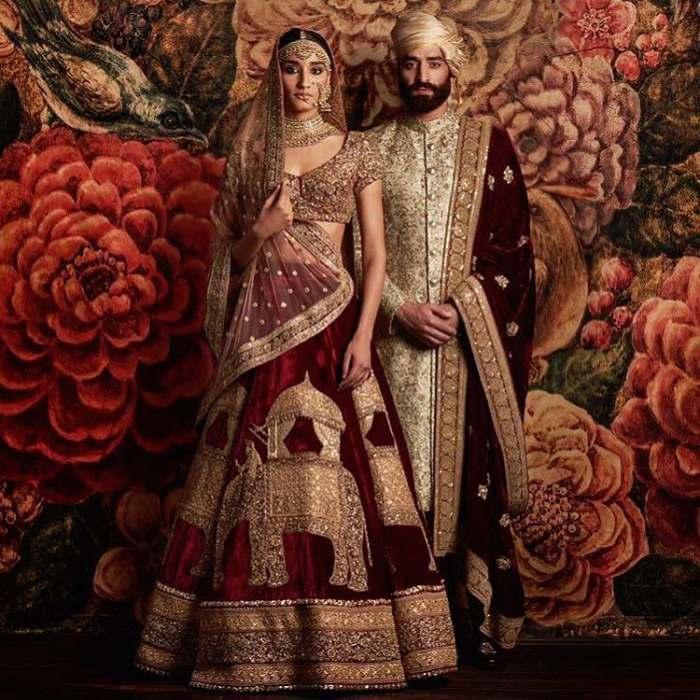 Традиционные свадебные наряды разных народов