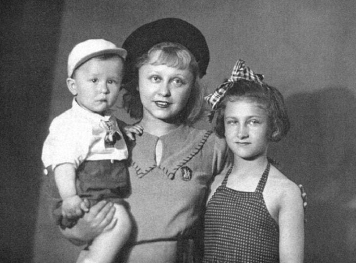 Почему Янина Жеймо ушла из кино и эмигрировала в Польшу