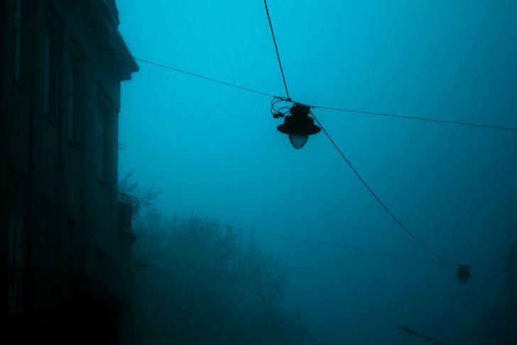 Подводный город