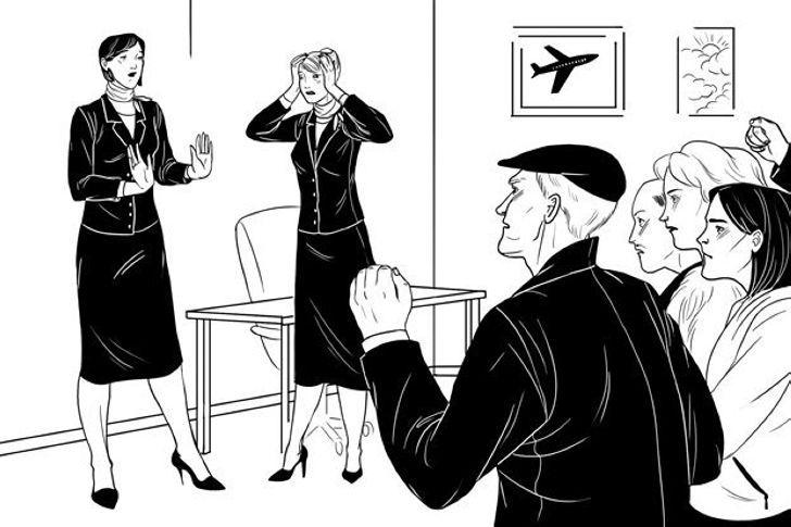 Аэропорт и его работники - как всё устроено