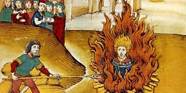 История огненной жизни - Ян Гус