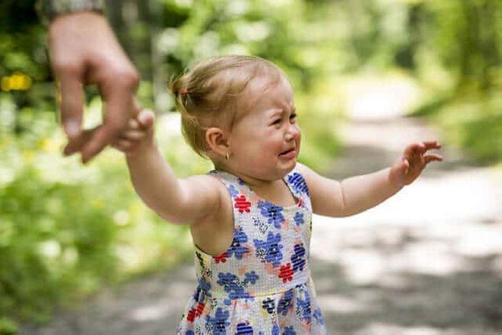 Учимся понимать ребёнка - Простой способ прекратить детскую истерику