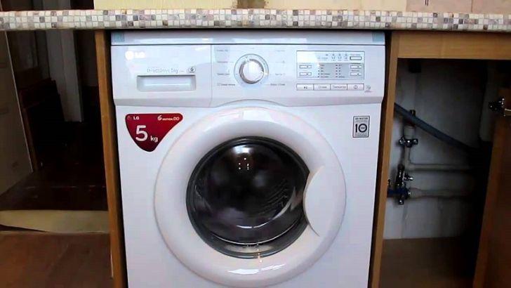 Как стиральная машина сообщает о неисправности - Коды ошибок для разных моделей