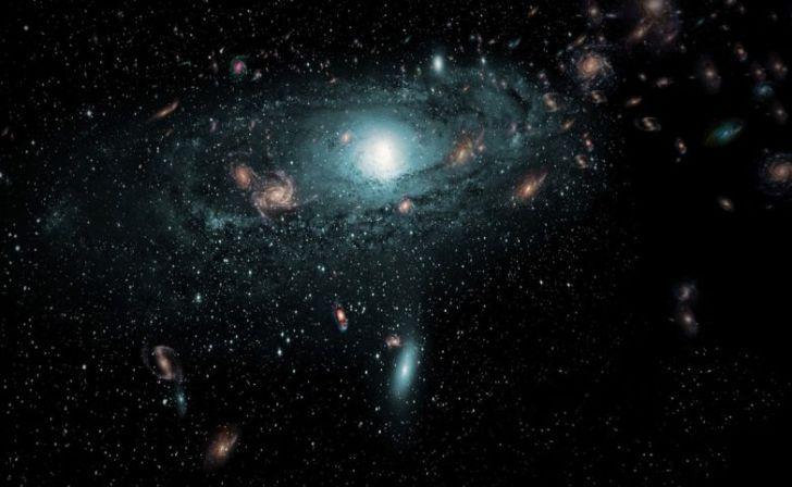 Загадки большого космоса, которые пока невозможно объяснить
