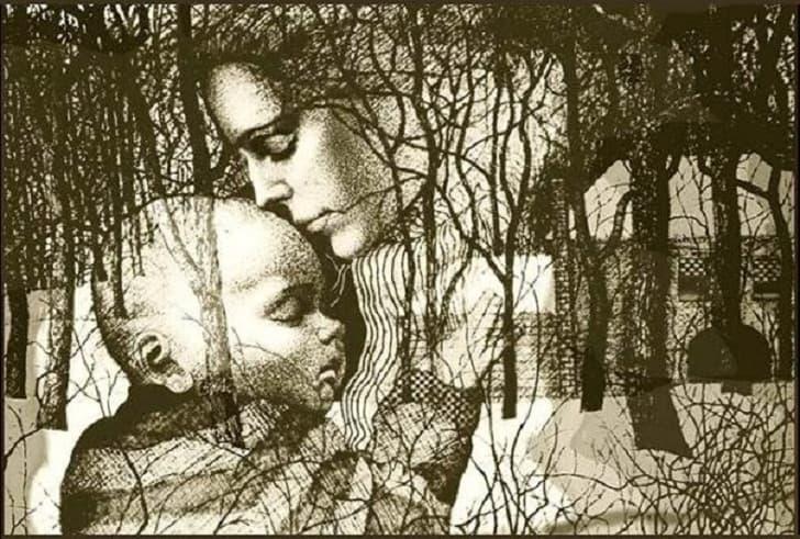 Потрясающее стихотворение о материнской любви