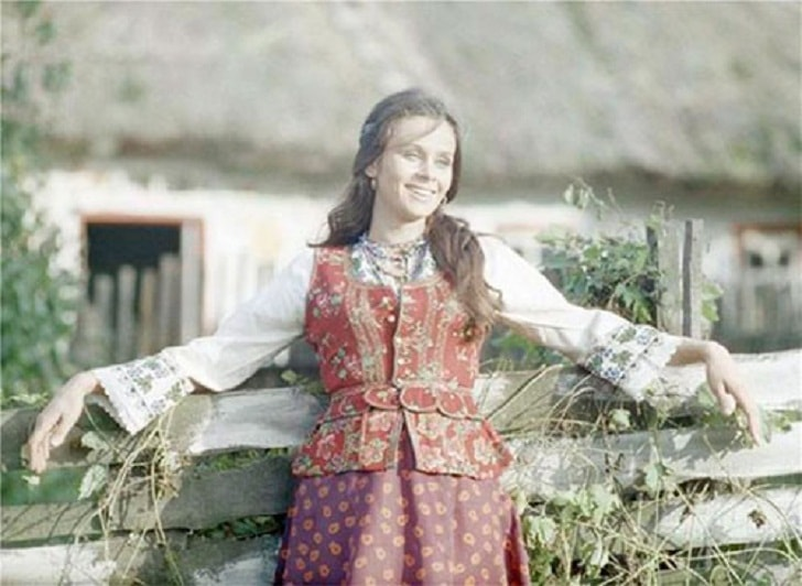 10 фотографий актрисы Любови Полищук