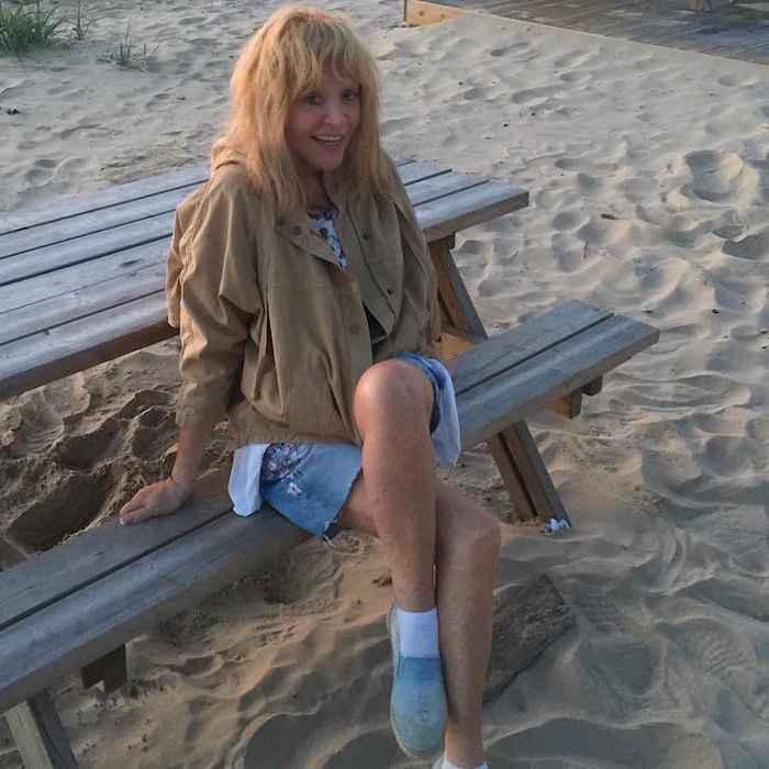 Алла Пугачева выложила свои фотографии без макияжа