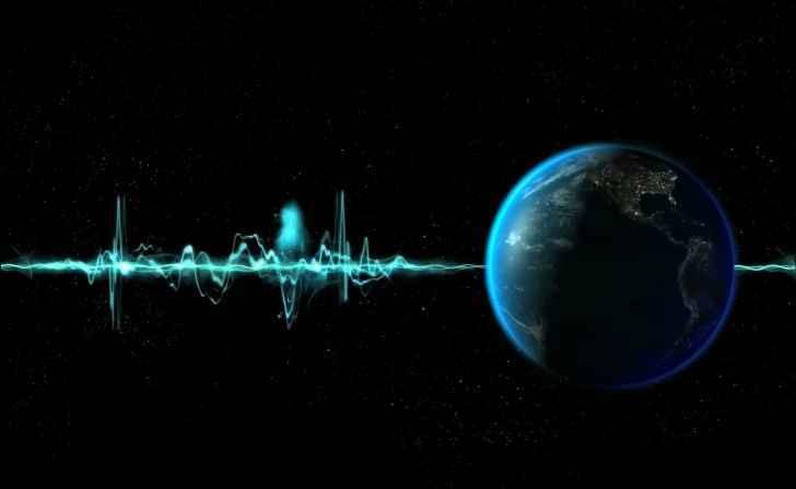 Странные новости мира науки - Сигнал из космоса обогнал скорость света