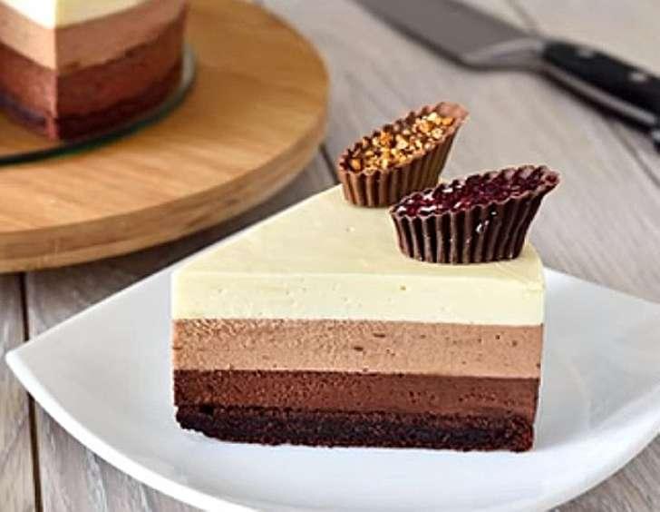Рецепт шоколадный торт прага в домашних условиях 16
