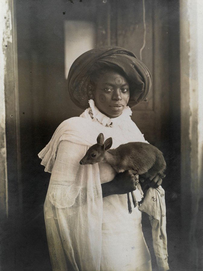 Забытые фотографии из архивов Национального географического общества