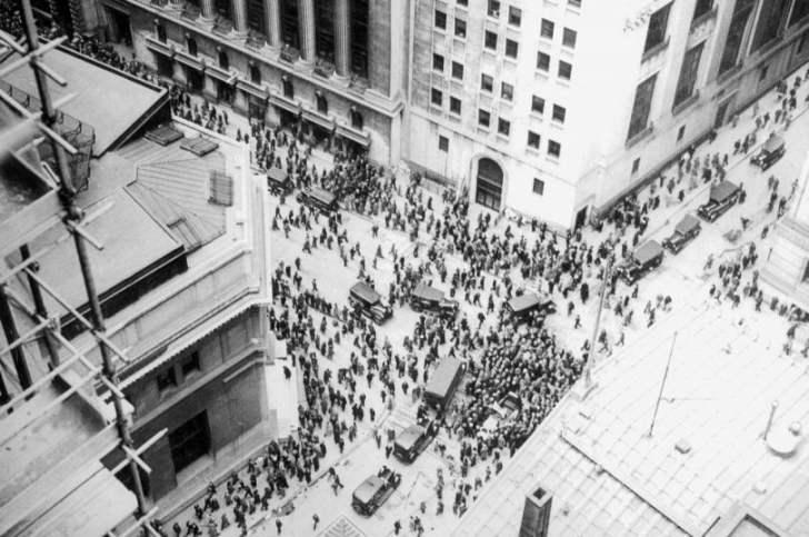 Как начиналась Великая депрессия - крупнейший кризис США