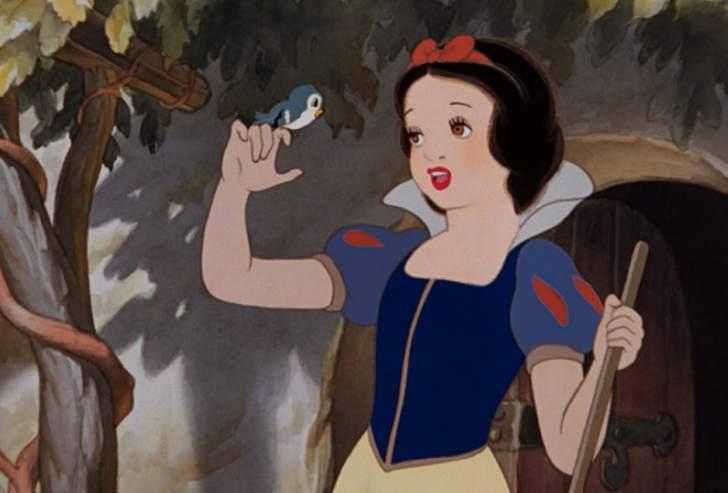 Герои Диснеевских мультфильмов и их вдохновляющие высказывания