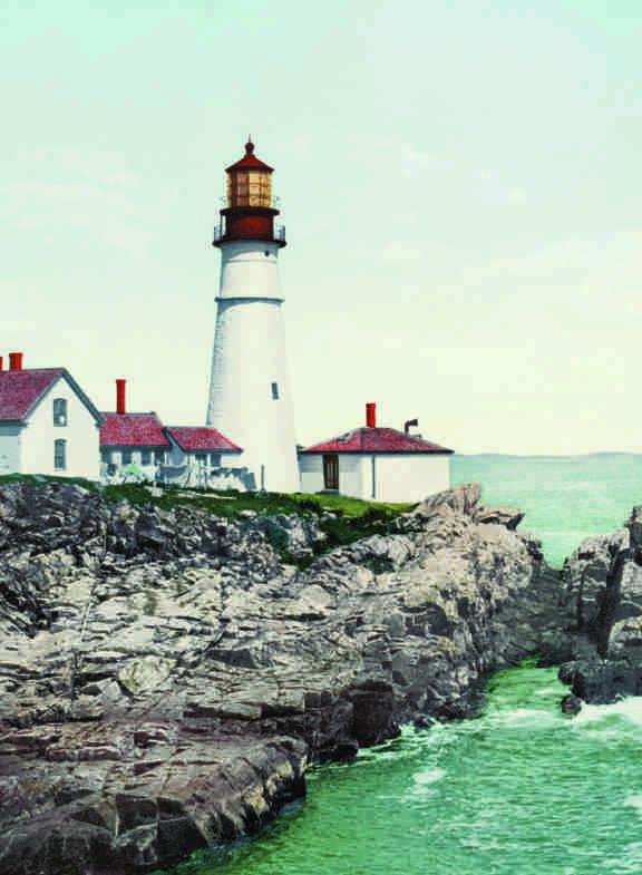 Самые первые цветные фотографии Соединенных Штатов