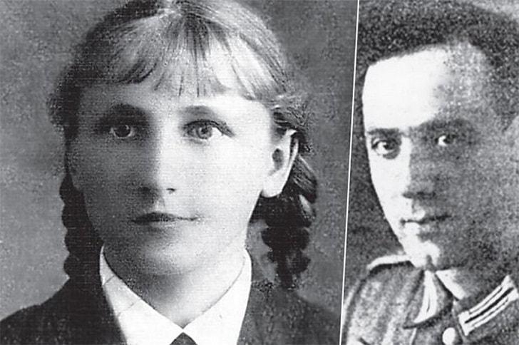 Маша Васильева и Отто Адам - простые герои, которых свела война