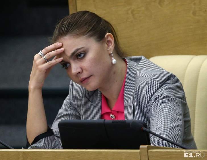 Что случилось с Алиной Кабаевой