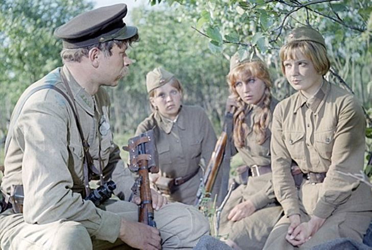 Лучшие советские фильмы о войне