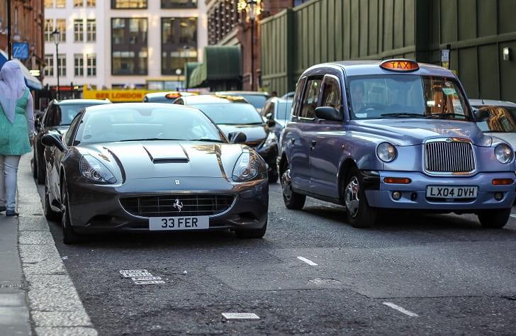 Великобритания готова расстаться с бензиновыми и дизельными автомобилями