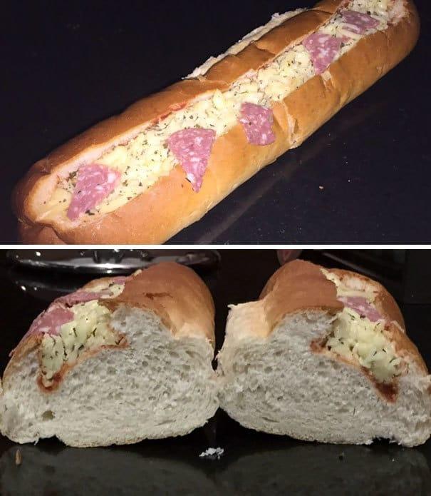 Занятные случаи - Когда под картинкой на пакетике с едой скрывается не совсем то, что нарисовано
