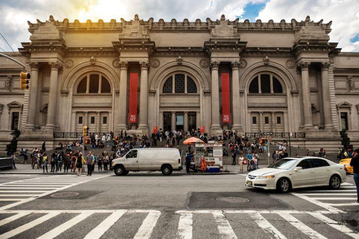 Музей Метрополитен сделал 140 000 экспонатов доступными для просмотра в режиме on-line