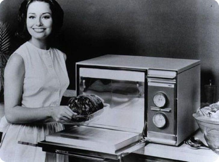 Почему в СССР был запрет на микроволновки