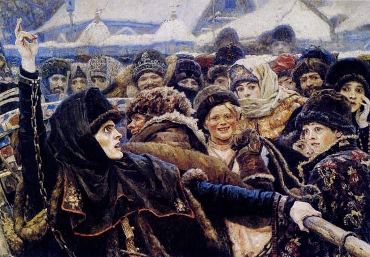 История Боярыни Морозовой