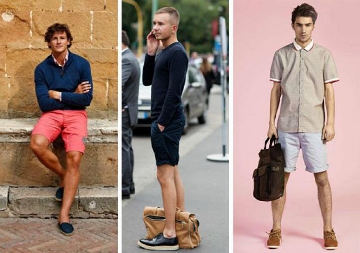 8 видов обуви, которую носят без носков