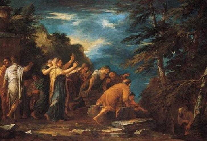 Чудесные истории о жизни Пифагора