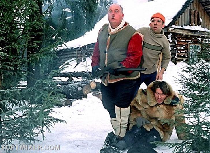 «Самогонщики» и «Пёс Барбос и необычный кросс» - как создавались эти фильмы