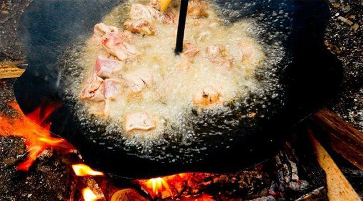 """Чудо """"сковорода"""" для креативного приготовления"""