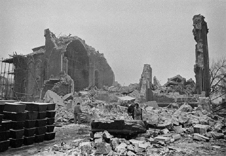 Землетрясение в Спитаке в 1988 году: самое разрушительное в истории СССР