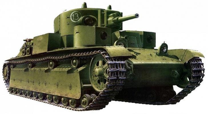 Военная история - Танковый рейд