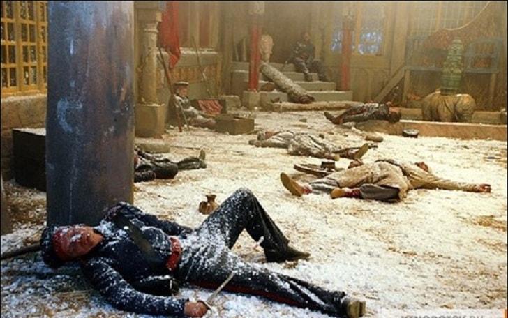 Любовь и смерть Вазир-Мухтара