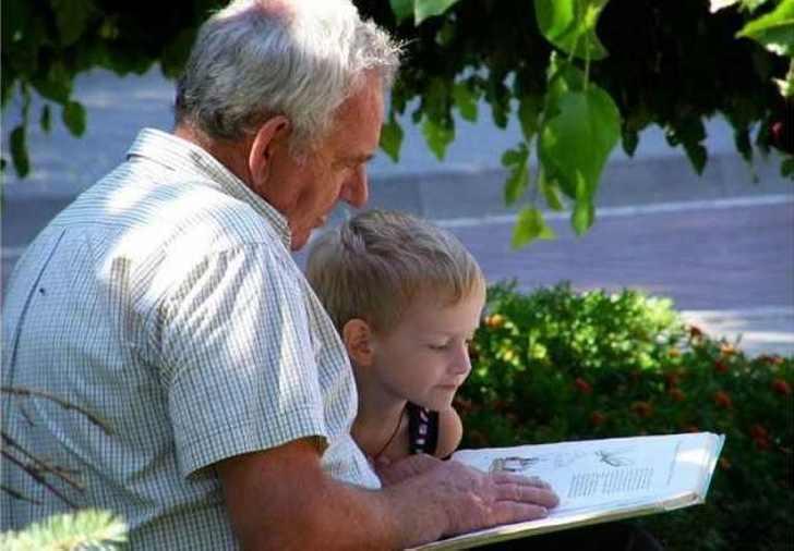 Притча для детей и взрослых о том, как дедушка искал лучшего учителя для внука