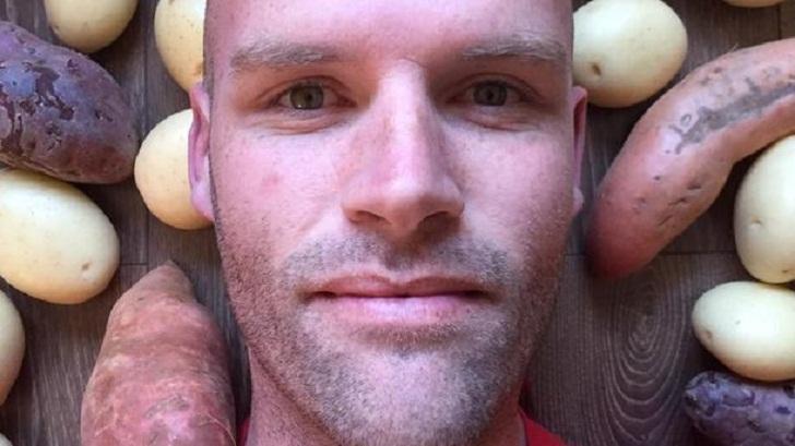 Австралиец-толстяк год питался одной картошкой - результат поразительный