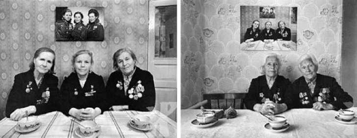 Из коллекции самых запоминающихся фотографий последнего 100-летия