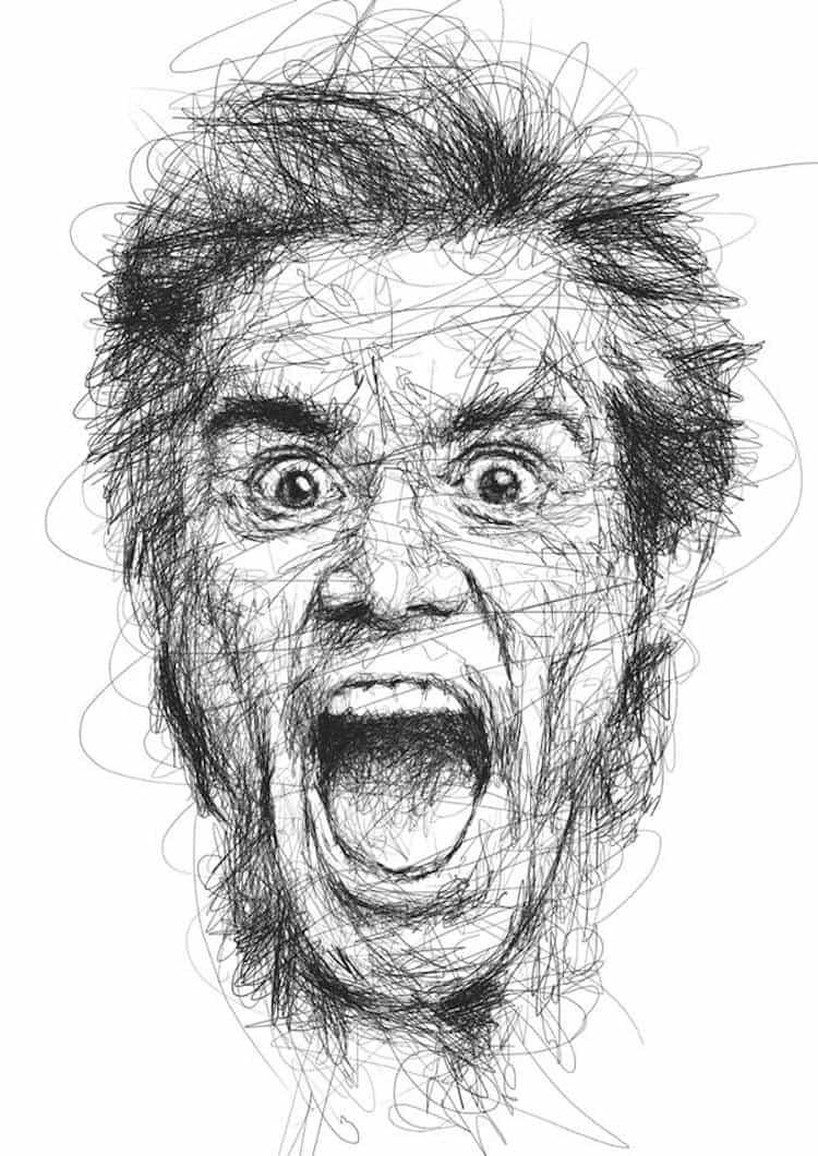 9 офигенных портретов Джима Керри