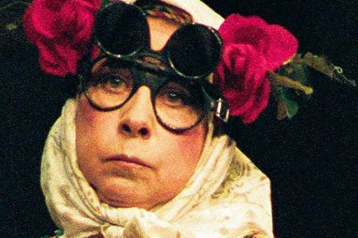 Актриса, ставшая настоящей легендой советского кино